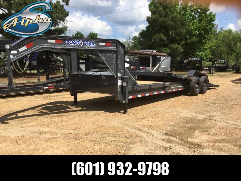 "2019 Load Trail 83"" x 24' GN Tilt Deck 14k GVWR"