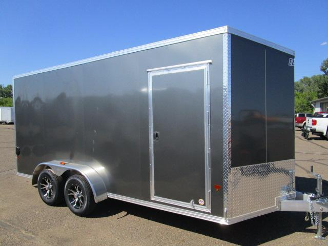 2018 EZ Hauler EZEC7X16 Enclosed Cargo Trailer
