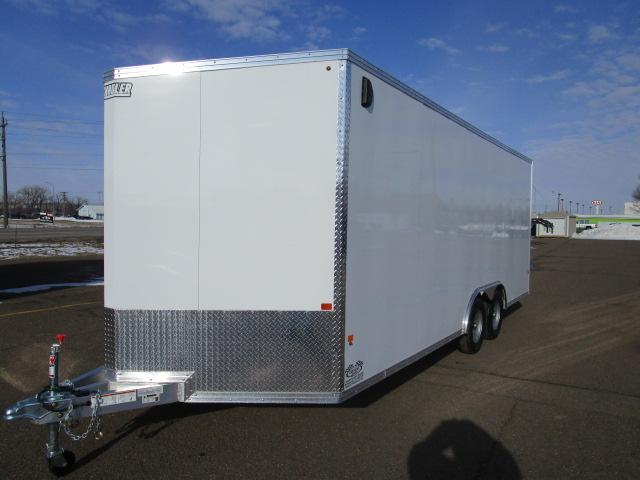 2018 EZ Hauler EZEC8X20CH-IF Enclosed Trailer S009233