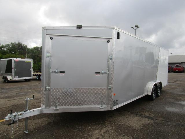 2019 EZ Hauler EZES7.5X22-IF Enclosed Snowmobile Trailer