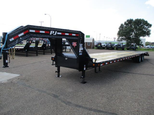 2020 PJ Trailers 40' Low-Pro Flatdeck with Duals Trailer