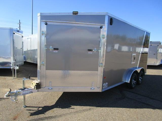 2019 EZ Hauler EZES7.5X14-IF Enclosed Snowmobile Trailer
