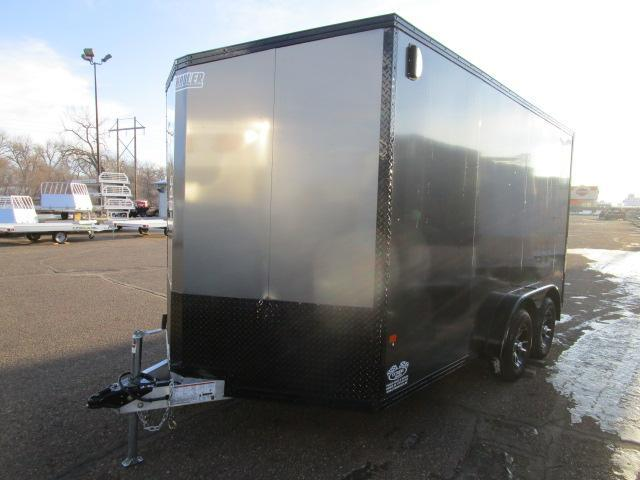 2019 EZ Hauler EZEC7.5X14-IF Enclosed Cargo Trailer