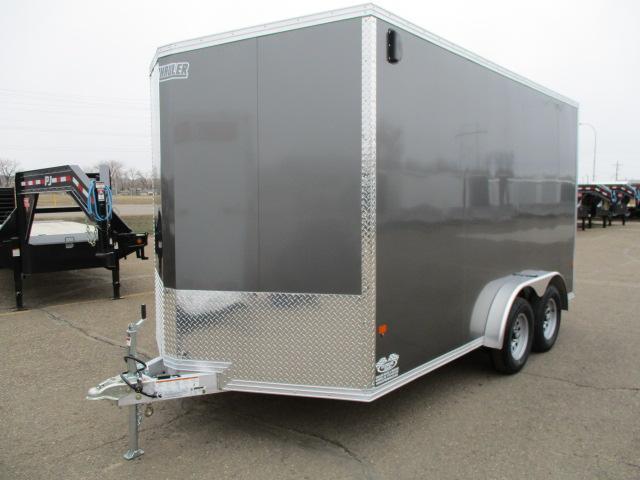 2019 EZ Hauler EZEC7.5X14 Enclosed Cargo Trailer