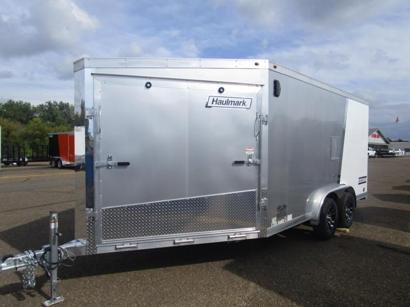 2018 Haulmark HAS75X14WT2 Snowmobile Trailer