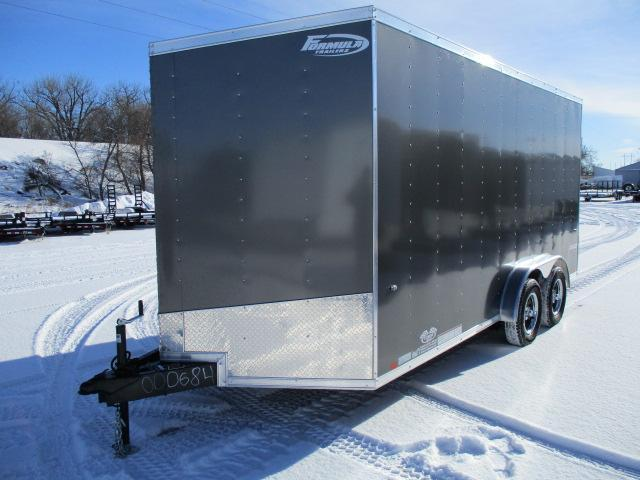 2019 Formula Trailers FSCAB7.5X16TE2FF Enclosed Cargo Trailer