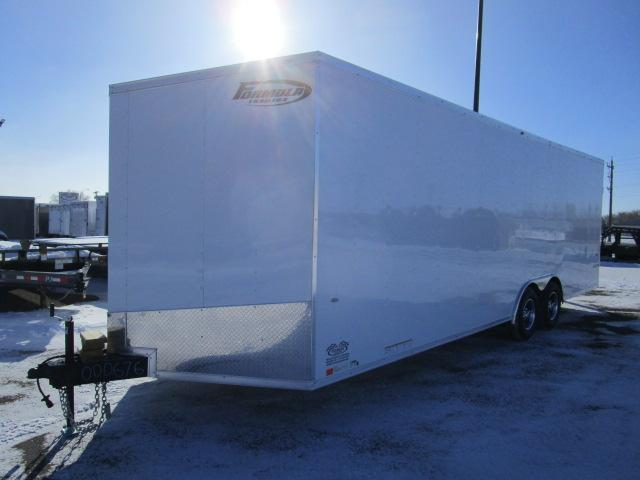 2019 Formula Trailers FSCAB8.5X24TE3FF Enclosed Cargo Trailer