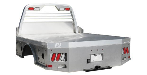 2018 PJ Truck Beds ALGS-02845642GM Truck Bed