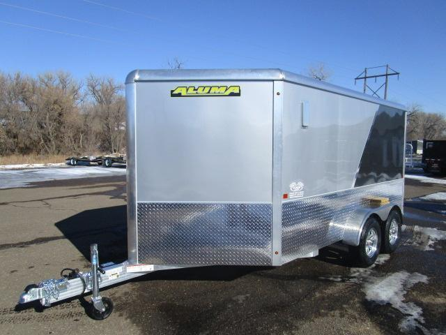 2019 Aluma AE712TAM Enclosed Cargo Trailer