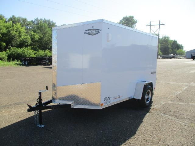 2020 Impact Trailers ISCBA6.0X10SI2FF Enclosed Cargo Trailer