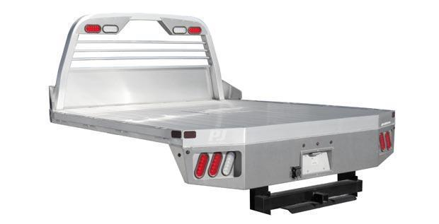 2018 PJ Truck Beds ALGB-02845638 Truck Bed