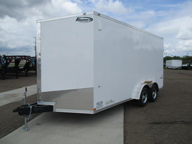 2020 Formula Trailers FSCAB7.5X16TE2FF Enclosed Cargo Trailer