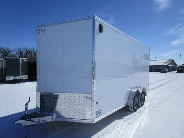 2018 EZ Hauler EZEC7.5X16 Enclosed Cargo Trailer