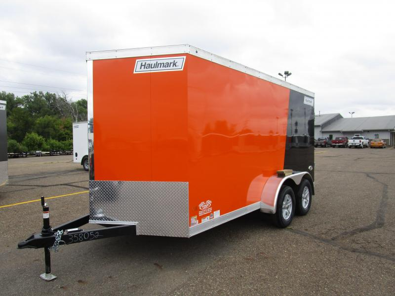 2018 Haulmark HMVG714T Enclosed Cargo Trailer 7000 Series