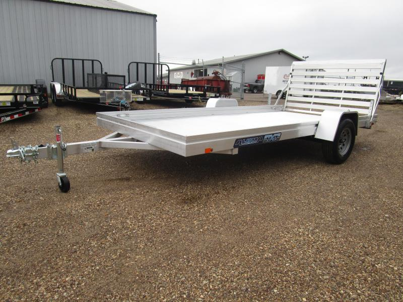 2018 Aluma 7814 Edge Series Utility Trailer