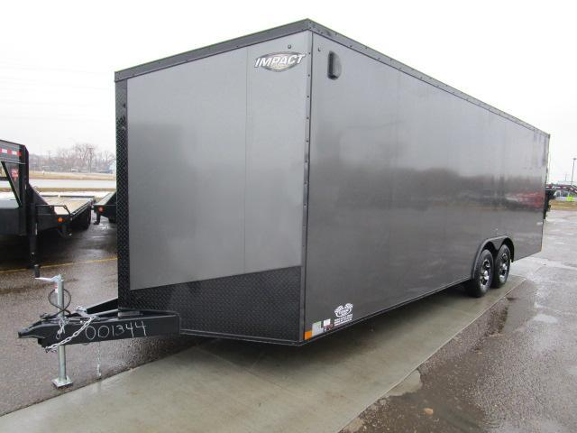 2019 Impact Trailers ISB8.524TA Enclosed Cargo Trailer