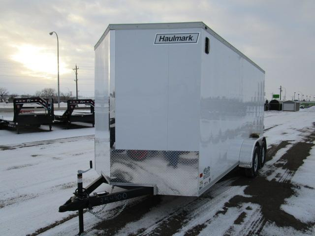 2018 Haulmark HMVG716T Enclosed Cargo Trailer 5000 Series