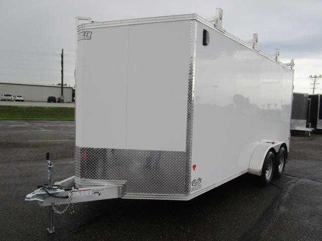 2018 EZ Hauler EZEC7X16UCP-IF Enclosed Cargo Trailer