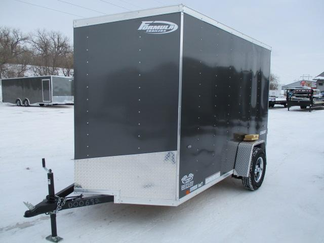 2019 Formula Trailers FSCAB6.0X10SI2FF Enclosed Cargo Trailer
