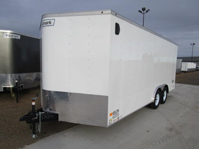 2019 Haulmark PPT85X18WT2 Enclosed Cargo Trailer
