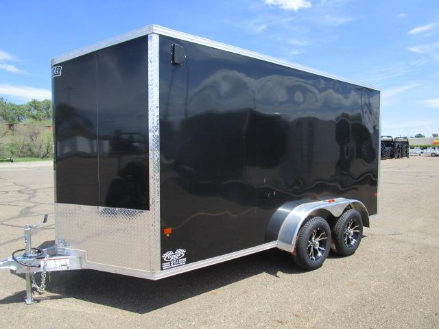 2018 EZ Hauler EZEC7X14 Enclosed Cargo Trailer