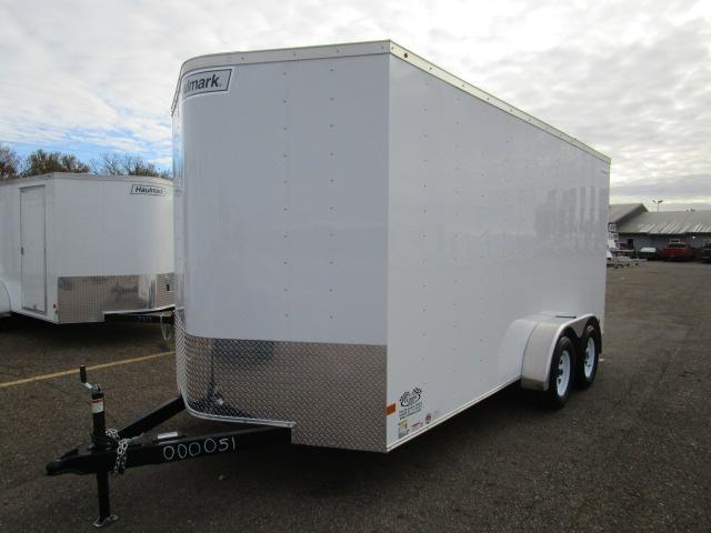 2019 Haulmark PPT7X16DT2 Enclosed Cargo Trailer