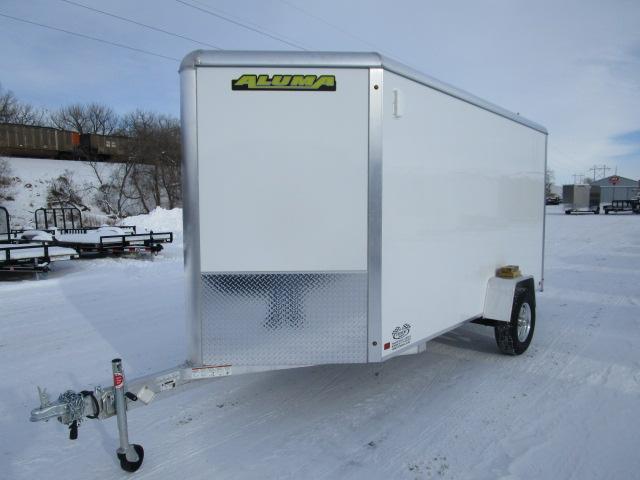 2020 Aluma AE612R Enclosed Cargo Trailer