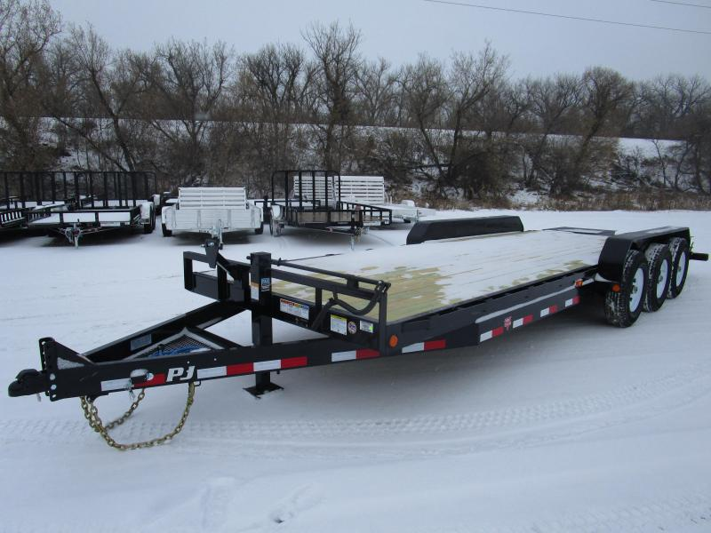 2019 PJ Trailers 6 Channel Equipment Trailer
