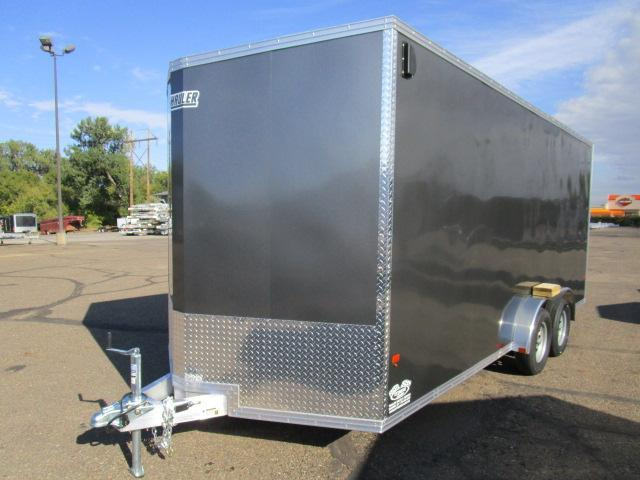 2019 EZ Hauler EZEC7.5X18-IF Enclosed Cargo Trailer