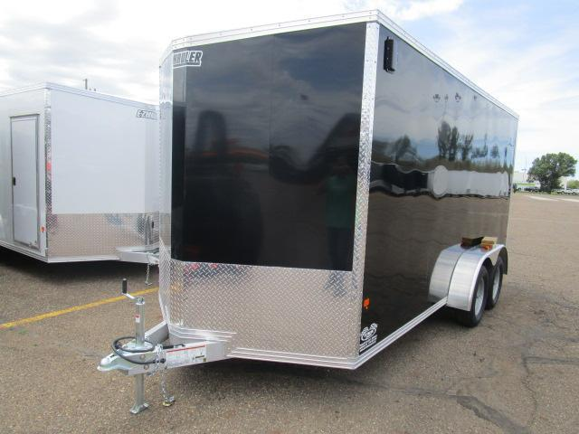 2018 EZ Hauler EZEX7X16 Enclosed Cargo Trailer