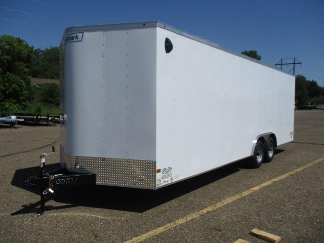 2019 Haulmark PP8524T3-D Enclosed Cargo Trailer