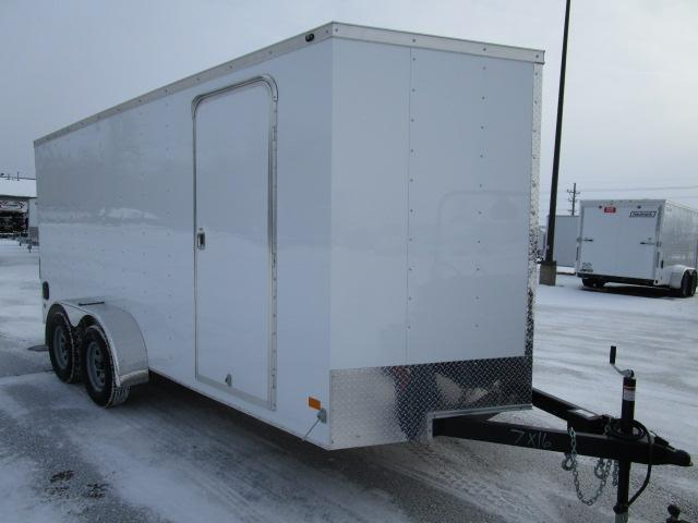 2018 Haulmark HMVG716T Enclosed Cargo Trailer 3000 Series