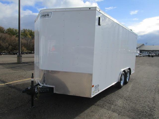 2019 Haulmark PPT85X16WT3 Enclosed Cargo Trailer