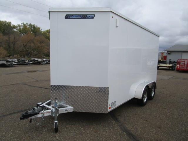 2019 Aluma ESW714TAR Enclosed Cargo Trailer