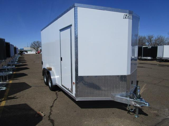 2018 EZ Hauler EZEX7.5X14 Enclosed Cargo Trailer-S009300