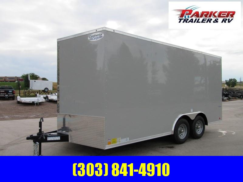 2020 CONTINENTAL CARGO TXVHW8.516TA3 Enclosed Cargo Trailer