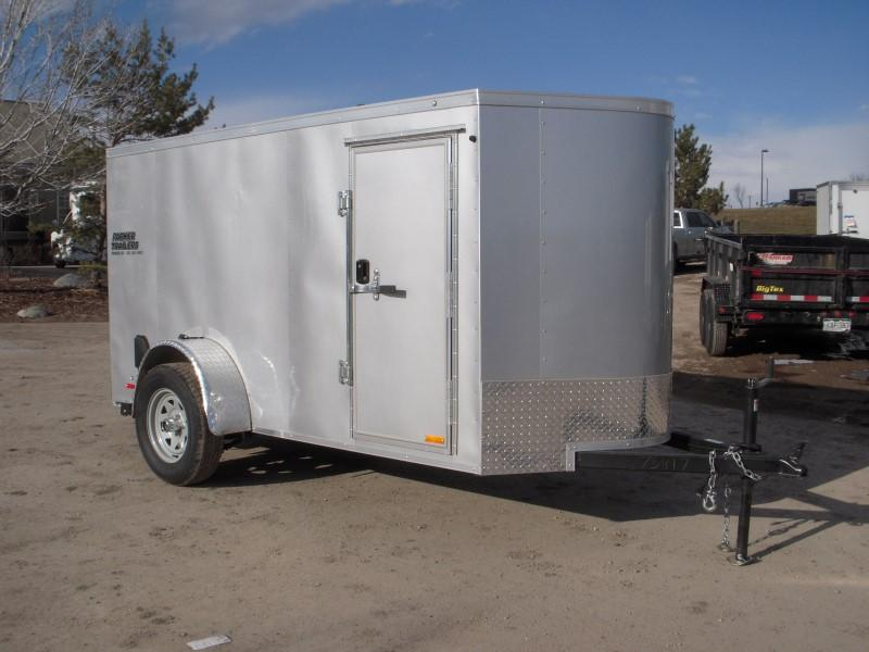 2018 CNCG 5X10 CARGO Enclosed Cargo Trailer