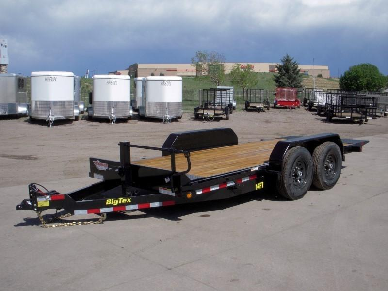 2018 Big Tex Trailers 14FT-16 Utility Trailer