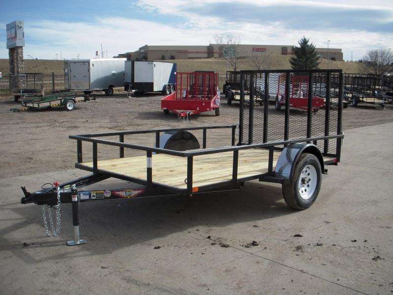 2018 H&H H7610RS-030 Utility Trailer