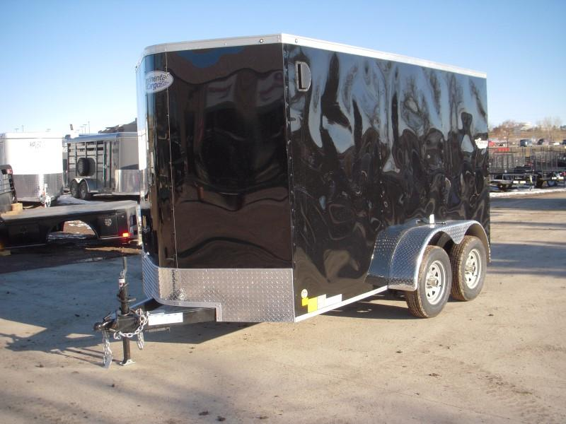 2020 CNCG TXLVVH612TA2 Enclosed Cargo Trailer