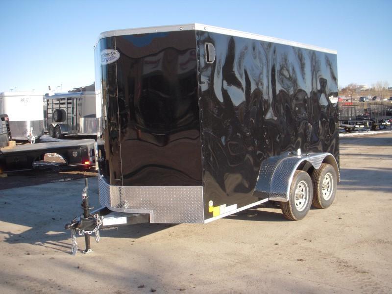 2020 CNCG TXLVVH612TA2 Enclosed Cargo Trailer
