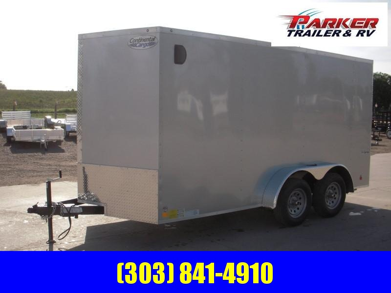 2020 CONTINENTAL CARGO TXLVVH714TA2 Other Trailer