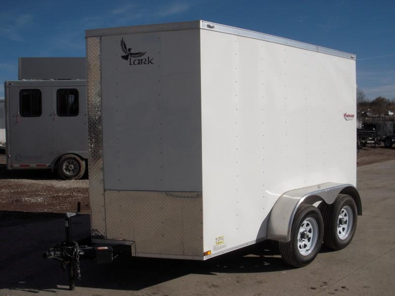 2018 LARK 6X10TA Enclosed Cargo Trailer