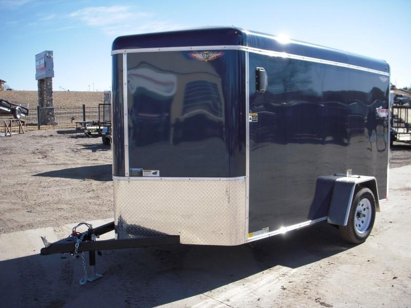 2018 H&H H7210SCAV-035 Enclosed Cargo Trailer