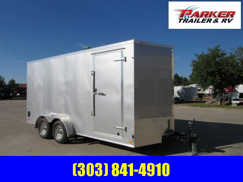 2020 CONTINENTAL CARGO TXVHW716TA2 Enclosed Cargo Trailer
