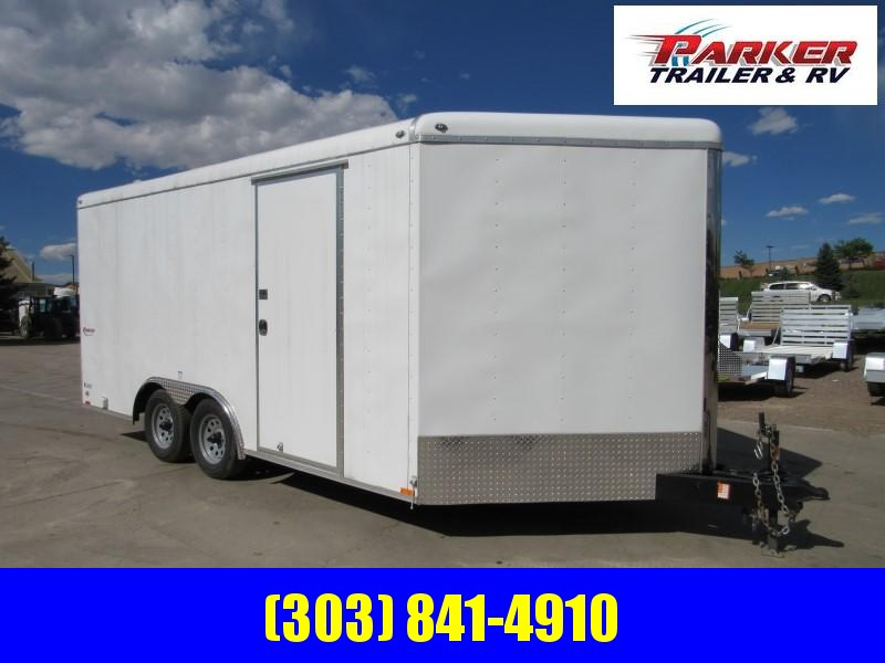 2017 CGMT 8X16 Enclosed Cargo Trailer