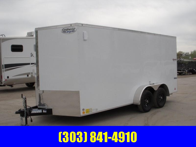 2020 CNCG TXVHW716TA2 Enclosed Cargo Trailer