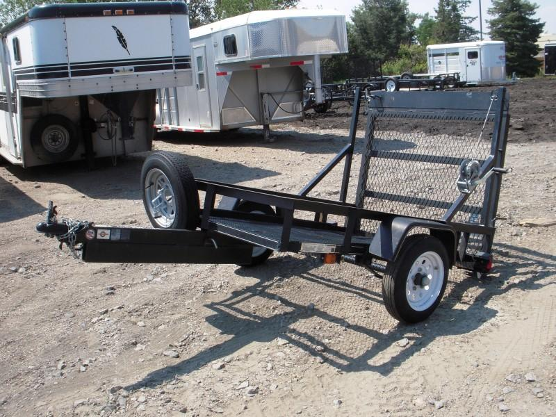 2013 Carry-On 4X6UTILITY Utility Trailer