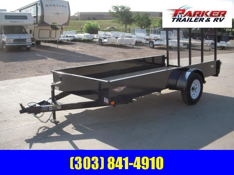 2019 H&H H6612SS-030 Utility Trailer
