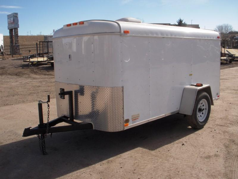 2002 INTERSTATE 5X10CGR Enclosed Cargo Trailer